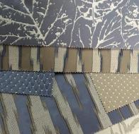 Новинки Ashley Wilde - коллекция декоративных тканей Fawsley