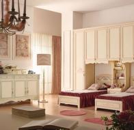 Итальянская мебель для детской Feretti & Feretti коллекция Happy Night