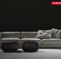 Итальянская мебель Flexform диван Cestone