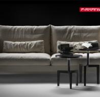 Итальянская мебель Flexform диван Feel Good Alto