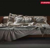 Итальянская мебель Flexform диван-кровать Eden