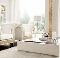 Итальянская мягкая мебель Florence Collections гостиная Atlantique
