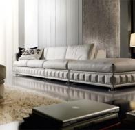 Итальянская мягкая мебель FORMERIN диван GORDON PLUS