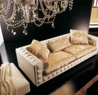 Итальянская мягкая мебель FORMERIN диван GORDON