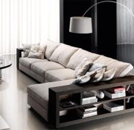 Итальянская мягкая мебель FORMERIN диван HERMES