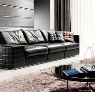 Итальянская мягкая мебель FORMERIN диван MORGAN