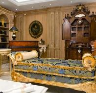 Итальянская мебель Francesco Molon коллекция в стиле арт-деко Eclectica гостиная