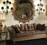 Итальянская мебель Francesco Molon классическая коллекция Upholstery диван