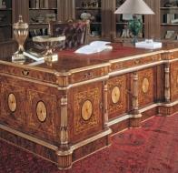 Итальянская мебель Francesco Molon классическая коллекция кабинет