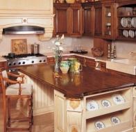 Итальянская мебель Francesco Molon классическая коллекция Imperial кухня