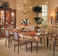 Итальянская мебель Francesco Molon классическая коллекция New Empire столовая