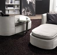 Итальянская фабрика мягкой мебели FRIGERIO кресло BESSIE. BICE
