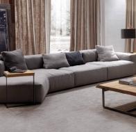 Итальянская фабрика мягкой мебели FRIGERIO диван COOPER