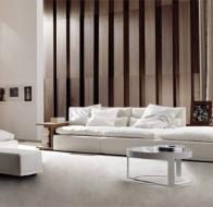 Итальянская фабрика мягкой мебели FRIGERIO диван DOMINIO LARGE