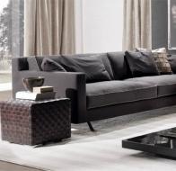 Итальянская фабрика мягкой мебели FRIGERIO диван JEMES