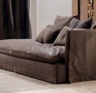 Итальянская фабрика мягкой мебели FRIGERIO диван KIMONO LARGE
