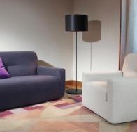 Итальянская мягкая мебель FRIGHETTO  кресло Cabina Contact