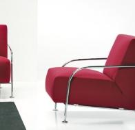 Итальянская мягкая мебель FRIGHETTO  кресло Darwin
