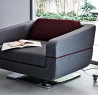 Итальянская мягкая мебель FRIGHETTO  кресло Dune