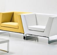 Итальянская мягкая мебель FRIGHETTO  кресло Ledy & Sir Funk