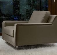 Итальянская мягкая мебель GAMMA кресло Blues