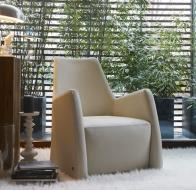 Итальянская мягкая мебель GAMMA кресло Carrie
