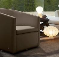 Итальянская мягкая мебель GAMMA кресло Pretty