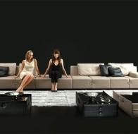 Итальянская мягкая мебель GAMMA диван Bag