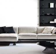 Итальянская мягкая мебель GAMMA диван Boulevard
