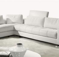 Итальянская мягкая мебель GAMMA диван Herman