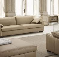 Итальянская мягкая мебель GAMMA диван Lounge