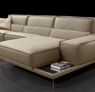 Итальянская мягкая мебель GAMMA диван Mokambo