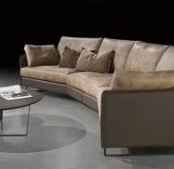 Итальянская мягкая мебель GAMMA диван Swing
