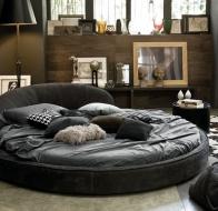 Итальянская мягкая мебель GAMMA кровать Jazz