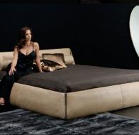 Итальянская мягкая мебель GAMMA кровать Suite