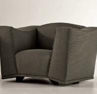 Итальянская мягкая мебель GIORGETTI кресло Mould
