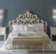 Итальянская спальня Giorgiocasa из коллекции Memorie: кровать и 2 тумбочки