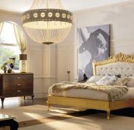 Итальянская фабрика Giorgiocasa классическая спальня Casa Bella