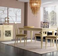 Итальянская фабрика Giorgiocasa классическая столовая Аnteprima