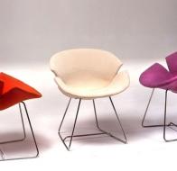 Итальянская мягкая мебель GIOVANNETTI кресло DAISY