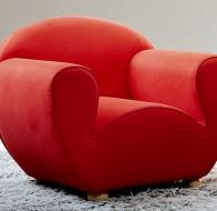 Итальянская мягкая мебель GIOVANNETTI кресло LAGOSTINA