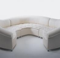 Итальянская мягкая мебель GIOVANNETTI диван GALASSIA