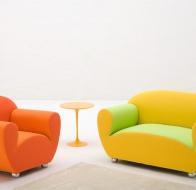Итальянская мягкая мебель GIOVANNETTI диван LAGOSTINA
