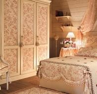 Итальянская детская мебель HALLEY  коллекция в стиле кантри Provence