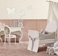hallИтальянская детская мебель HALLEY  классическая коллекция Bebe