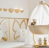 Итальянская детская мебель HALLEY  классическая коллекция Luxury Bebe