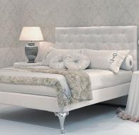 Итальянская спальня HALLEY классическая коллекция мебели Notredame
