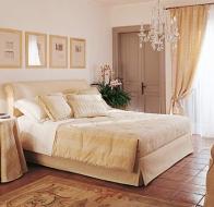 Итальянская спальня HALLEY классическая коллекция мебели Venezia2