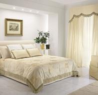 Итальянская спальня HALLEY классическая коллекция мебели York