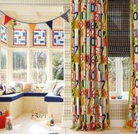 Интерьерный текстиль английской компании Harlequin коллекция All about m